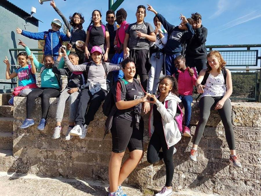 Sortie Groupe barrage Zola